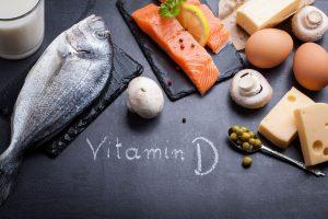 健康的維生素D可以從天然食材中獲取