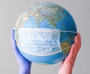 為了健康,地球必須戴口罩